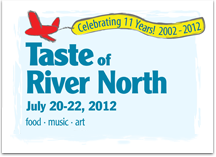 PdP @ Taste of River North THIS Sunday!